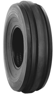 Champion Guide Grip 3 Rib F-2 Tires