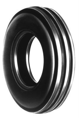Three Rib (F-2) Tires