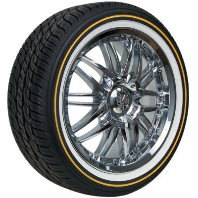 Custom Built L/R Tires